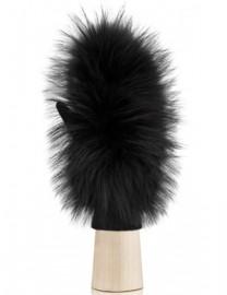 Перчатки женские (шерсть и кашемир) IS09900 black (Eleganzza)