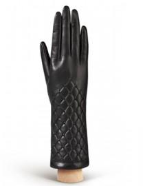 Перчатки женские (шерсть и кашемир) IS1070 black (Eleganzza)