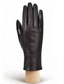 Перчатки женские (шерсть и кашемир) IS187-sh black (Eleganzza)
