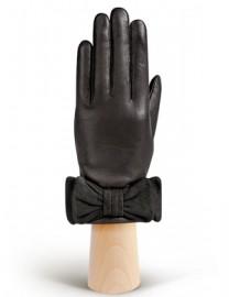Перчатки женские (шерсть и кашемир) IS20072 black (Eleganzza)