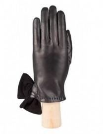 Перчатки женские (шерсть и кашемир) IS20075 black (Eleganzza)