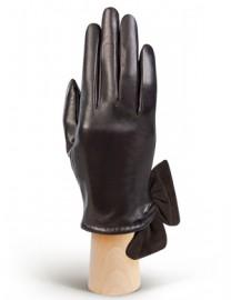 Перчатки женские (шерсть и кашемир) IS20075 d.brown (Eleganzza)