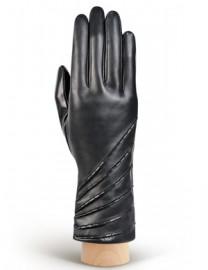 Перчатки женские (шерсть и кашемир) IS3035 black (Eleganzza)