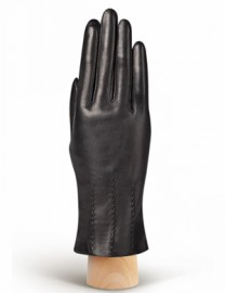 Перчатки женские (шерсть и кашемир) IS50030 black (Eleganzza)