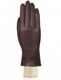 Перчатки женские (шерсть и кашемир) IS5035 brown (Eleganzza)