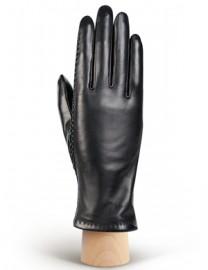 Перчатки женские (шерсть и кашемир) IS5037 black (Eleganzza)