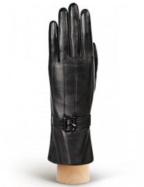 Перчатки женские (шерсть и кашемир) IS5083 black (Eleganzza)