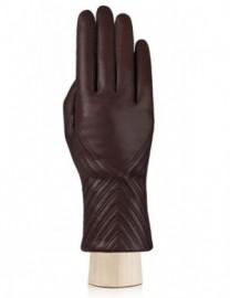 Перчатки женские (шерсть и кашемир) IS5085 brown (Eleganzza)