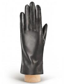 Перчатки женские (шерсть и кашемир) IS5087 black (Eleganzza)