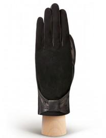 Перчатки женские (шерсть и кашемир) IS6530-sd black (Eleganzza)