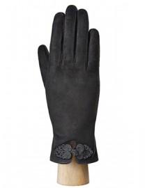 Перчатки женские (шерсть и кашемир) IS6619-sd black (Eleganzza)