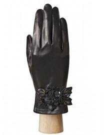 Перчатки женские (шерсть и кашемир) IS7762 black (Eleganzza)