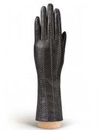 Перчатки женские (шерсть и кашемир) IS92045 black (Eleganzza)