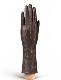 Перчатки женские (шерсть и кашемир) IS92045 mocca (Eleganzza)