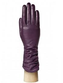 Перчатки женские (шерсть и кашемир) IS98328 amethyst (Eleganzza)