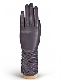 Перчатки женские (шерсть и кашемир) IS98328 d.grey (Eleganzza)