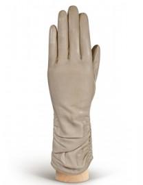 Перчатки женские (шерсть и кашемир) IS98328 parchment (Eleganzza)