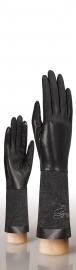 Перчатки женские (шерсть и кашемир) TOUCH IS02057 black (Eleganzza)