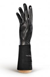 Перчатки женские (шерсть и кашемир) TOUCH IS02061 black (Eleganzza)