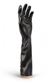 Перчатки женские (шерсть и кашемир) TOUCH IS08002 black (Eleganzza)