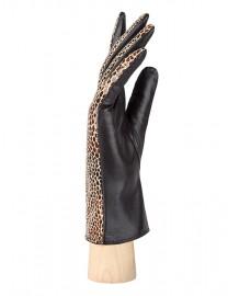 Перчатки женские (шерсть и кашемир) TOUCH IS55200 amazonia/d.brown (Eleganzza)