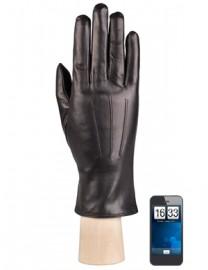 Перчатки женские (шерсть и кашемир) TOUCH IS55200 black (Eleganzza)