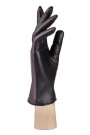 Перчатки женские (шерсть и кашемир) TOUCH IS55200 charcoal/black (Eleganzza)
