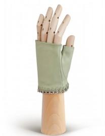 Перчатки женские подкладка из шелка 06500 jade (Eleganzza)