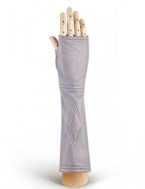 Перчатки женские подкладка из шелка 231 l.grey (Eleganzza)