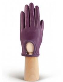 Перчатки женские подкладка из шелка IS01170 amethyst/d.violet (Eleganzza)