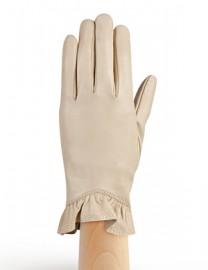 Перчатки женские подкладка из шелка IS01818 belveder (Eleganzza)