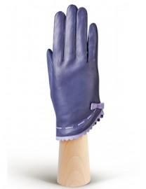 Перчатки женские подкладка из шелка IS02847 palma violet/lavender (Eleganzza)