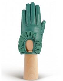 Перчатки женские подкладка из шелка IS11600 mist (Eleganzza)