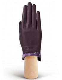 Перчатки женские подкладка из шелка IS124 amethyst (Eleganzza)