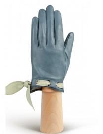 Перчатки женские подкладка из шелка IS12700 cyclone/jade (Eleganzza)