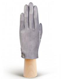 Перчатки женские подкладка из шелка IS328 l.grey (Eleganzza)