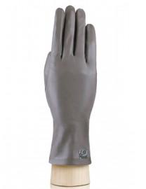 Перчатки женские подкладка из шелка IS55-R taupe (Eleganzza)
