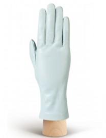 Перчатки женские подкладка из шелка IS55 l.blue (Eleganzza)