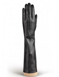 Перчатки женские подкладка из шелка IS598 black (Eleganzza)