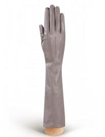Перчатки женские подкладка из шелка IS598 l.grey (Eleganzza)