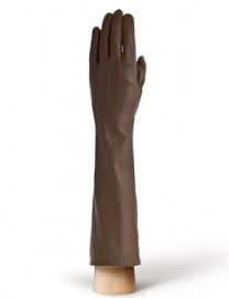Перчатки женские подкладка из шелка IS598 l.taupe (Eleganzza)