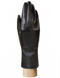 Перчатки женские подкладка из шелка IS801 black (Eleganzza)