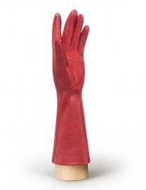 Перчатки женские подкладка из шелка TOUCH F-IS5800 red (Eleganzza)