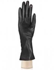 Перчатки женские подкладка из шелка TOUCH IS08003 black (Eleganzza)