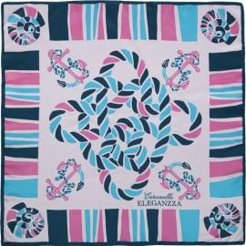 Платок женские шелк 65х65 B04-3165-06 (Eleganzza)