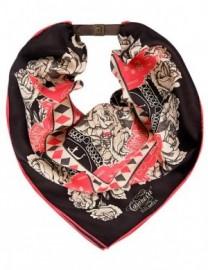 Платок женские шелк 65х65 B04-3178b-05 (Eleganzza)