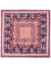 Платок женские шерсть+кашемир 120х120 Y42-7118-17 (Eleganzza)