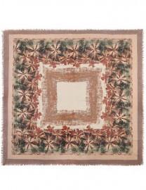 Платок женские шерсть+кашемир 120х120 Y42-7118-18 (Eleganzza)