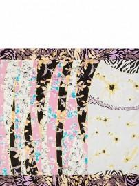 Платок женский шелк 135х135 B02-3119-05 (Eleganzza)