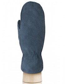 Рукавицы жен натуральный мех d.face AND W60G 101 d.blue (Anyday)